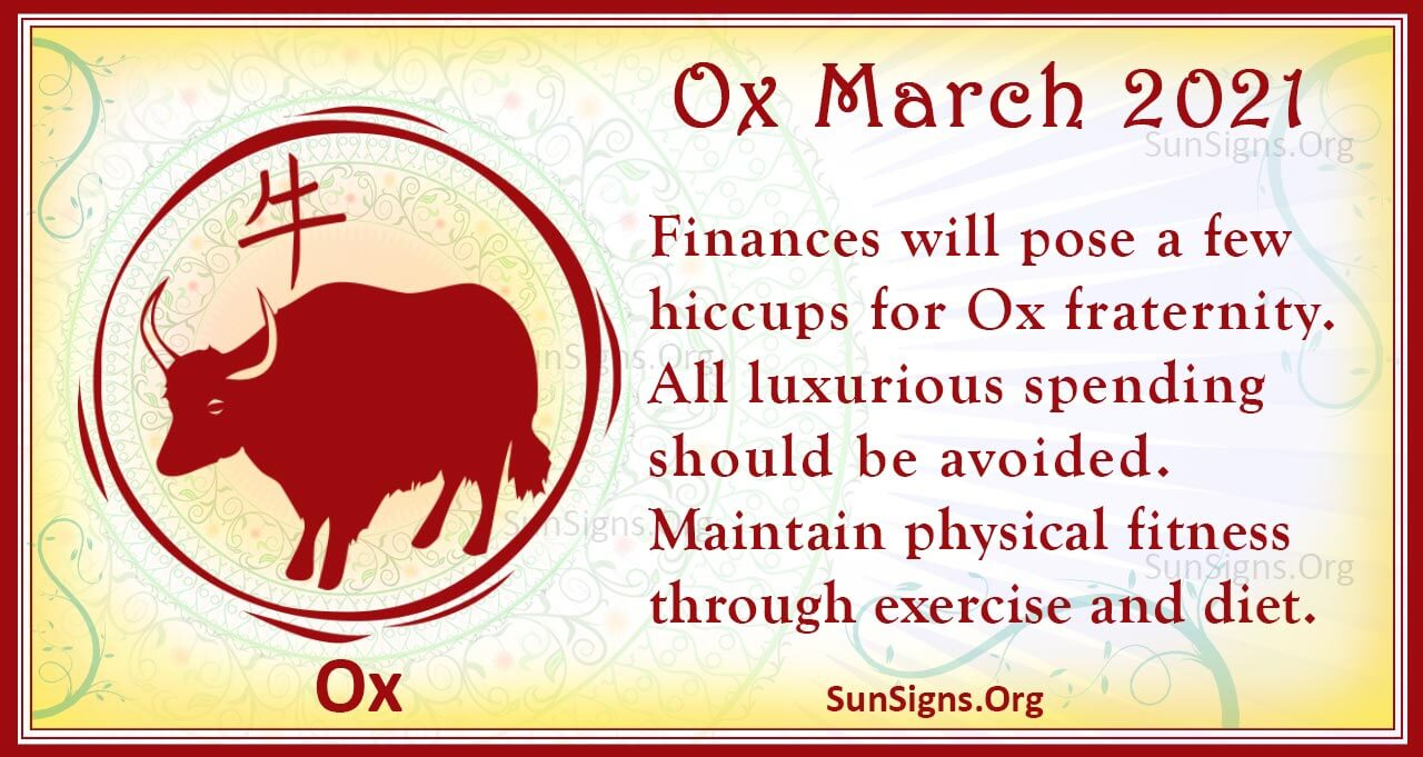 ox march 2021