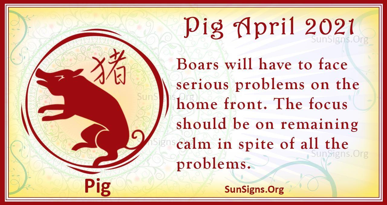 pig april 2021