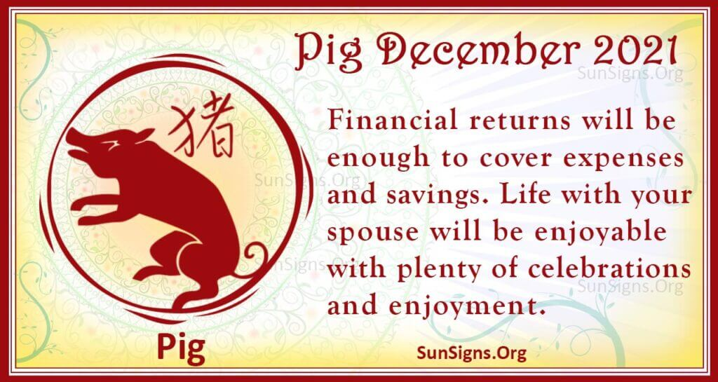 pig december 2021
