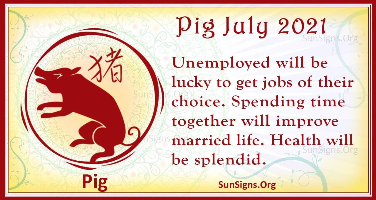 pig july 2021