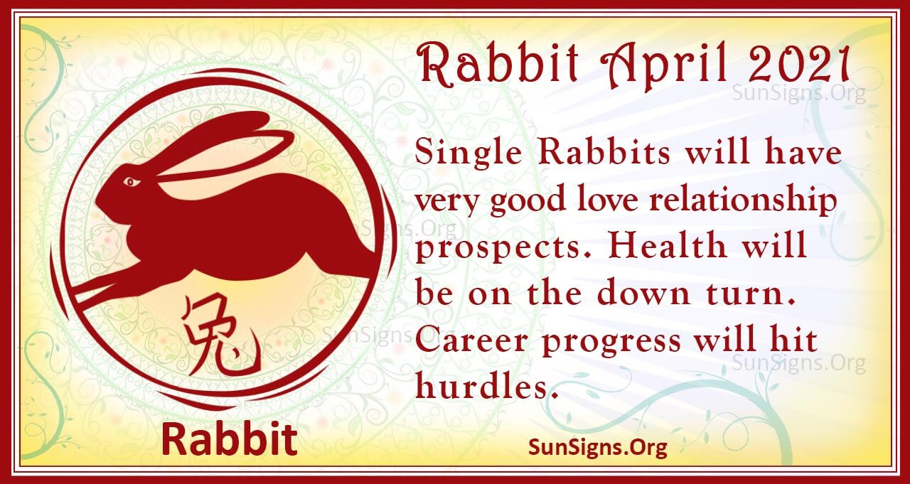 rabbit april 2021