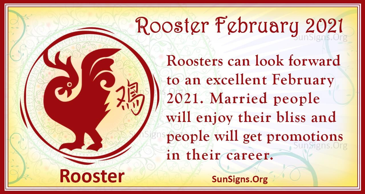 rooster february 2021