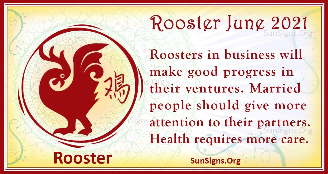 rooster june 2021