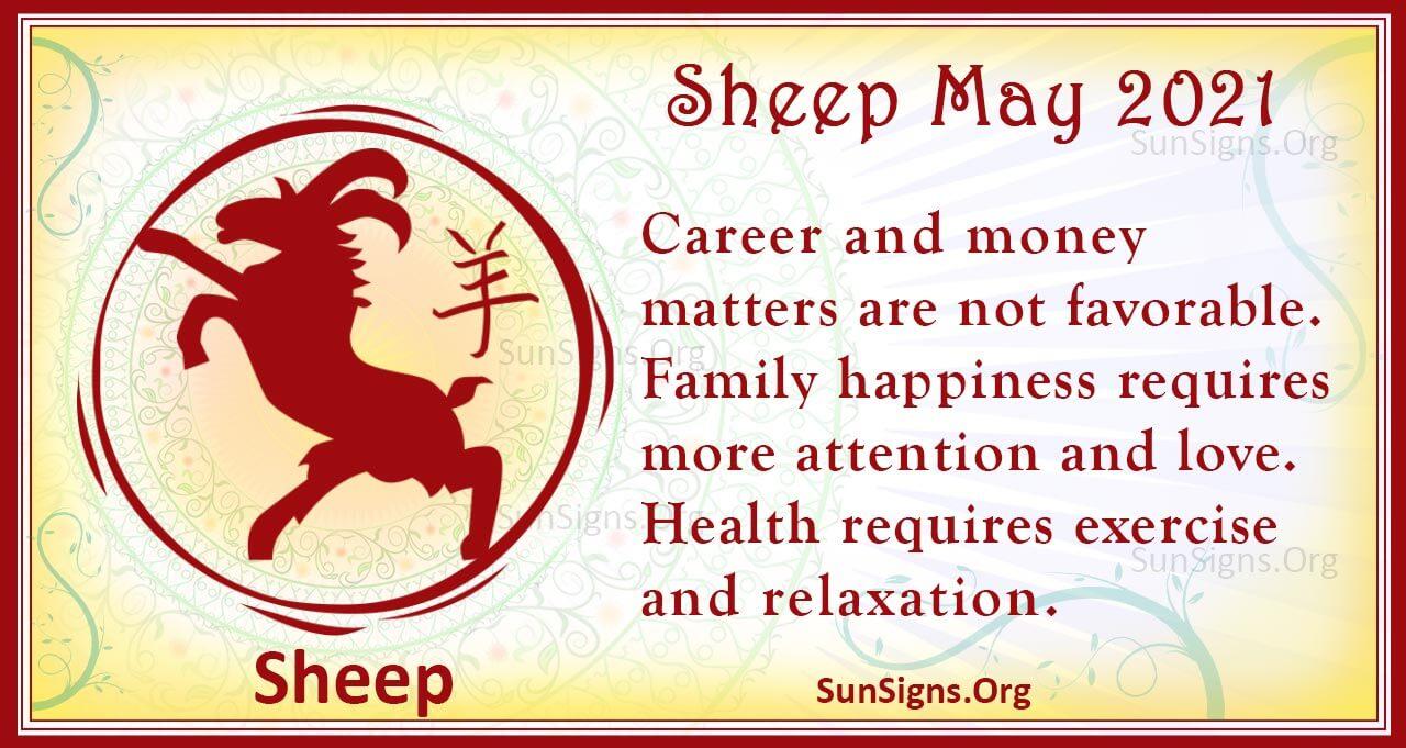 sheep may 2021
