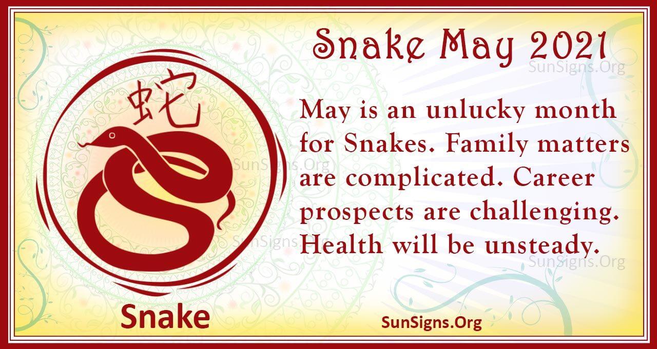 snake may 2021