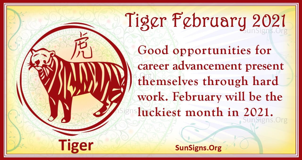 tiger february 2021