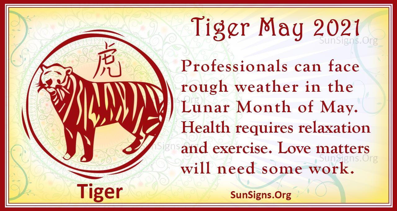 tiger may 2021