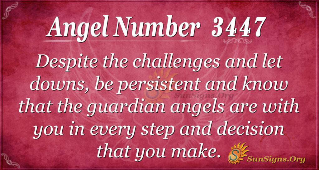 3447 angel number