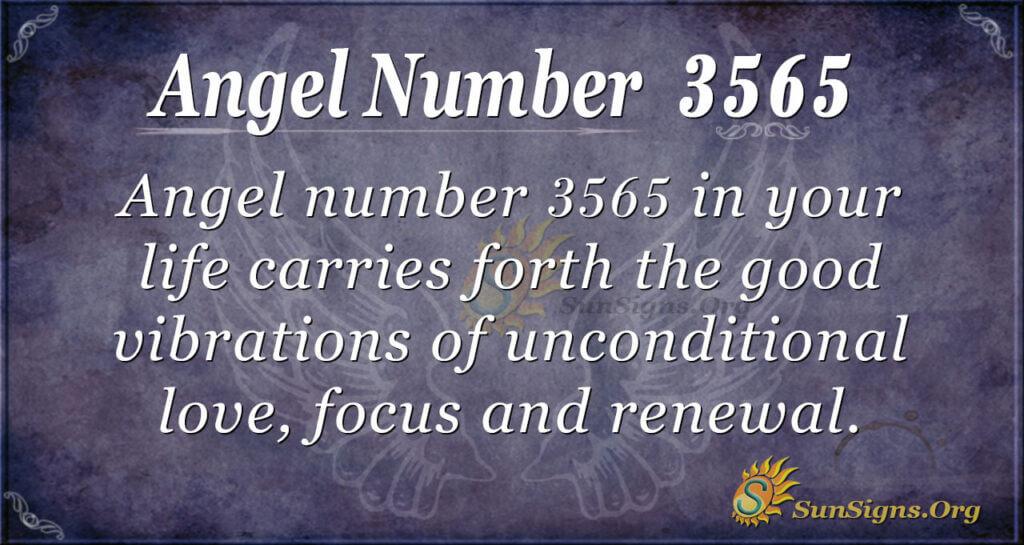 3565 angel number