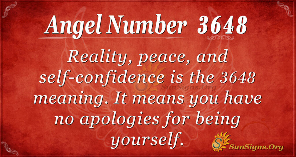 3648 angel number