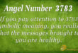 3783 angel number