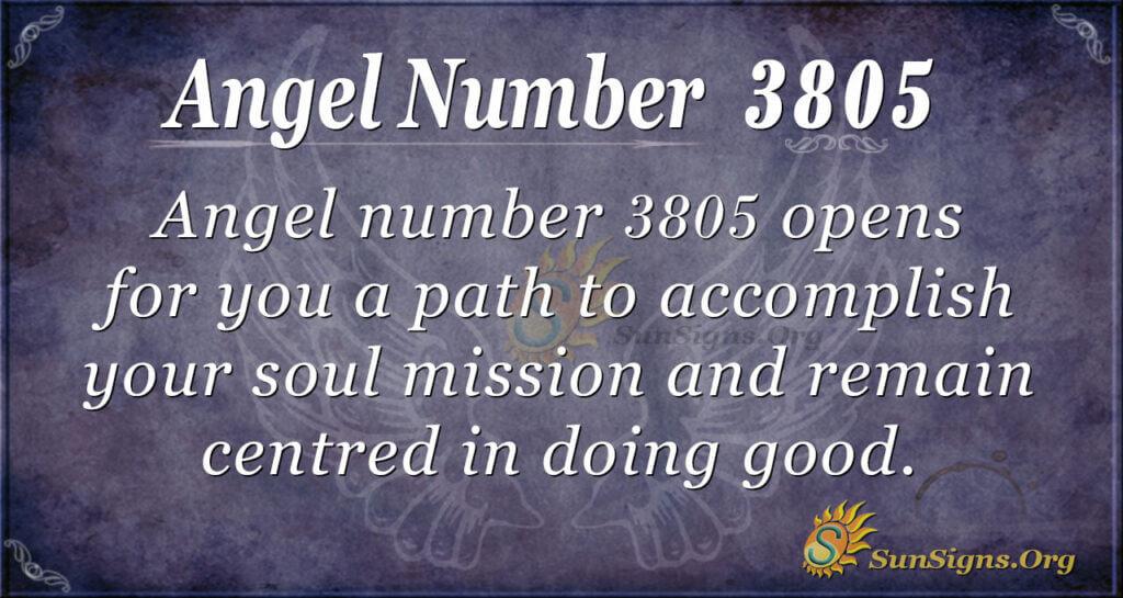 3805 angel number
