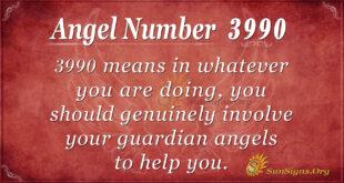 3990 angel number