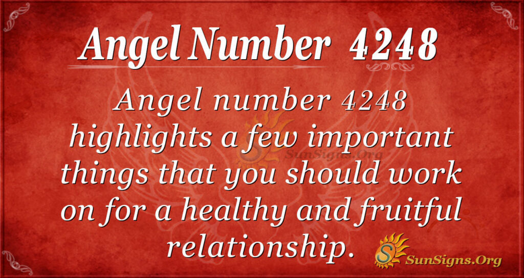 4248 angel number