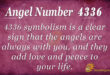 4336 angel number