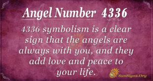 4336 angel number