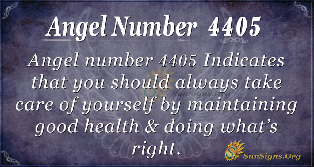 4405 angel number