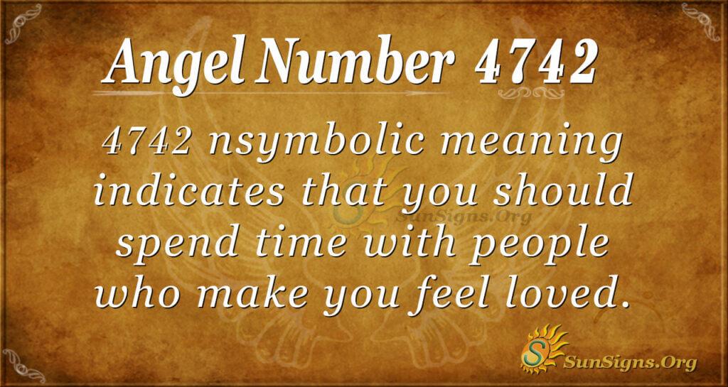 4742 angel number