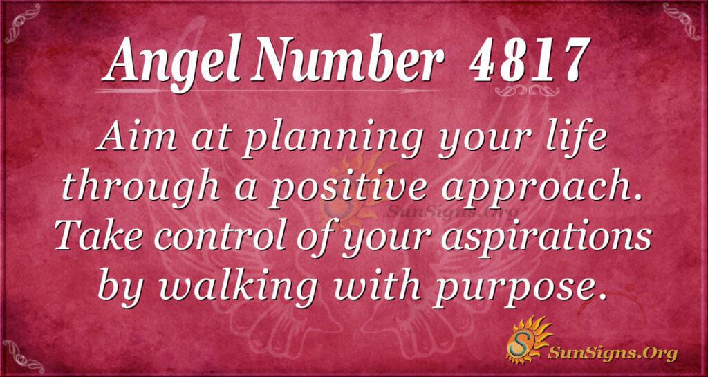4817 angel number