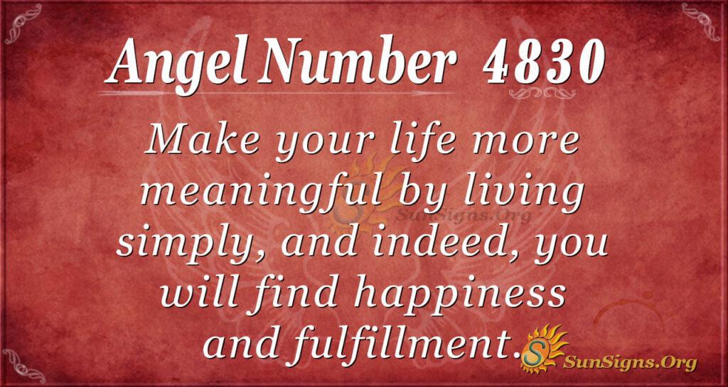 4830 angel number