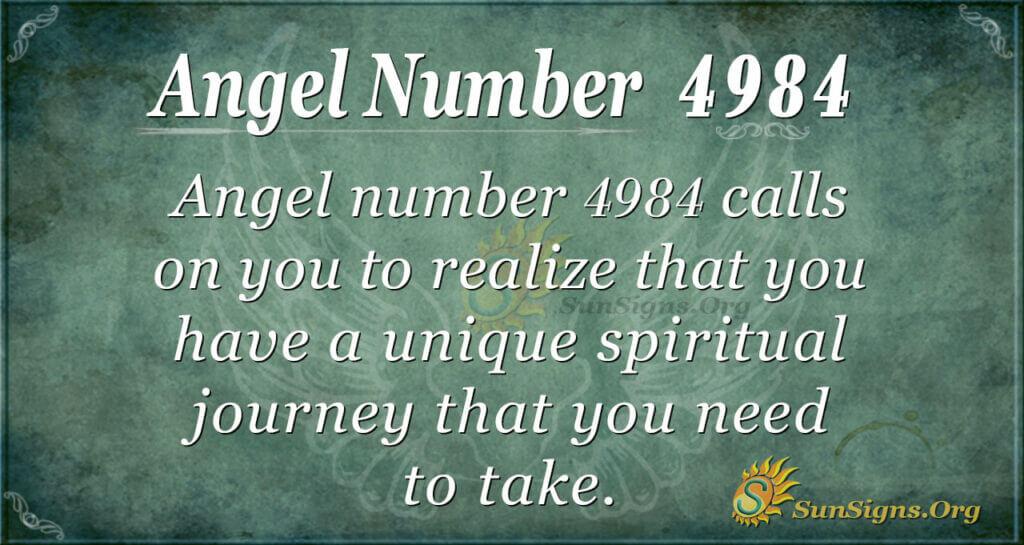 4984 angel number