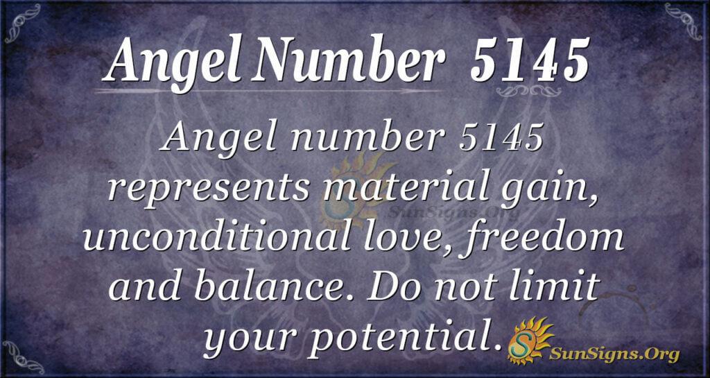 5145 angel number