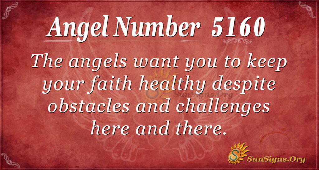 5160 angel number