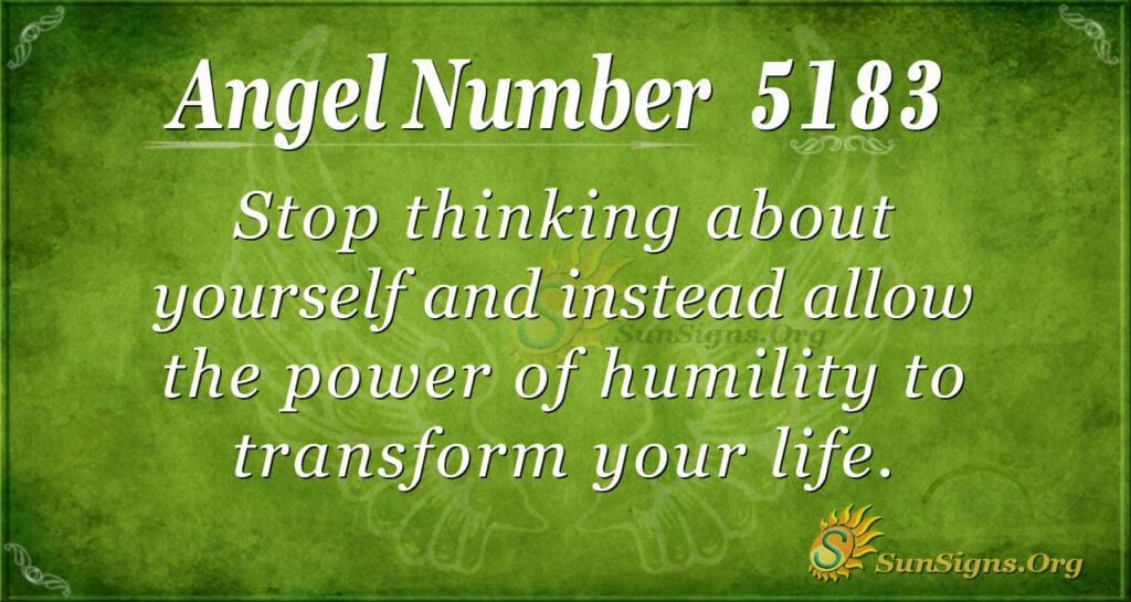 5183 angel number