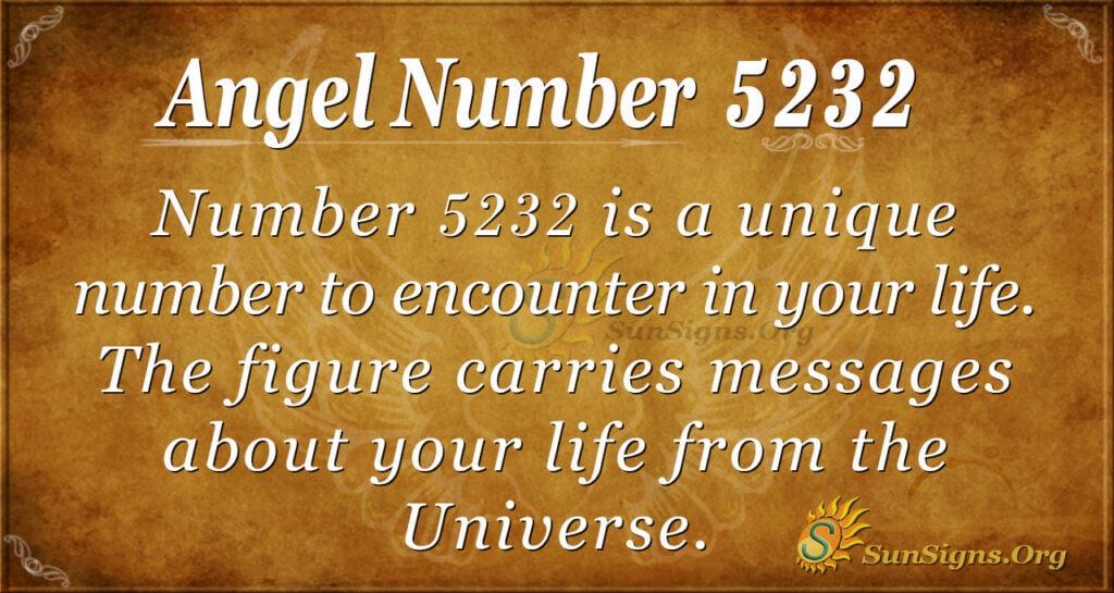 5232 angel number
