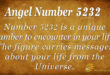 5232 angel number