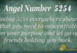 5254 angel number