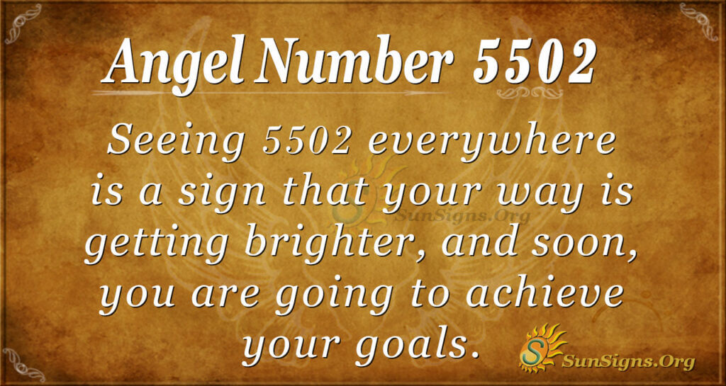 5502 angel number