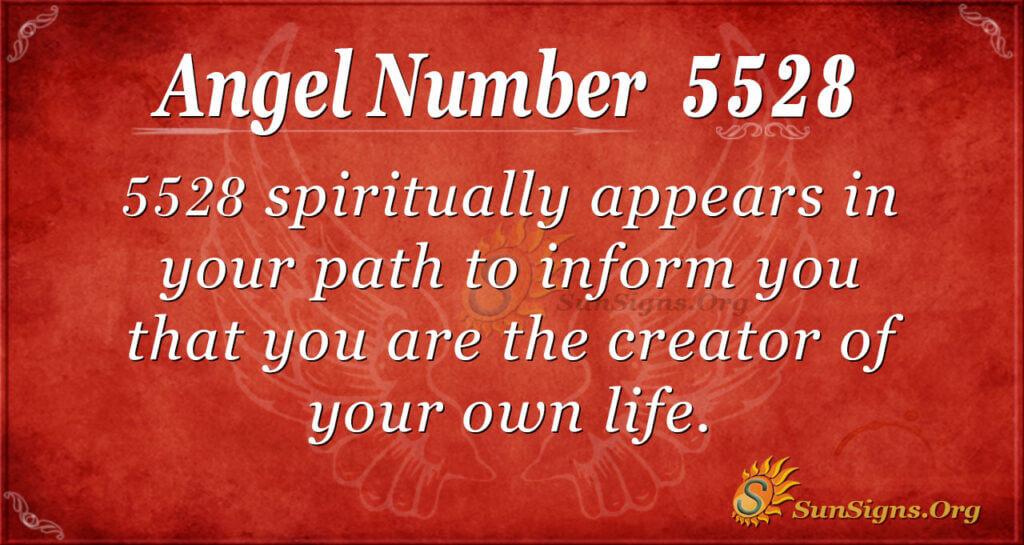 5528 angel number