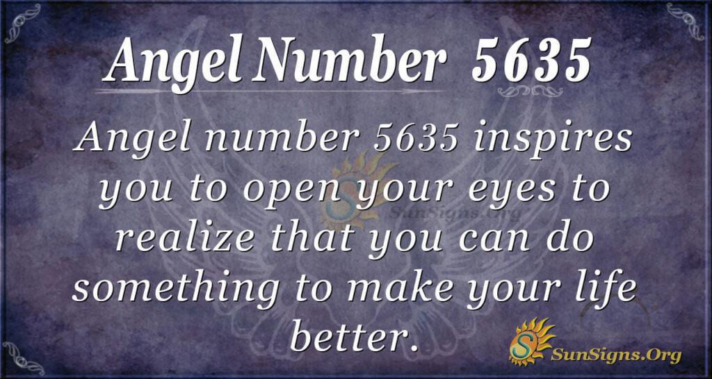 5635 angel number