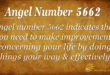5662 angel number