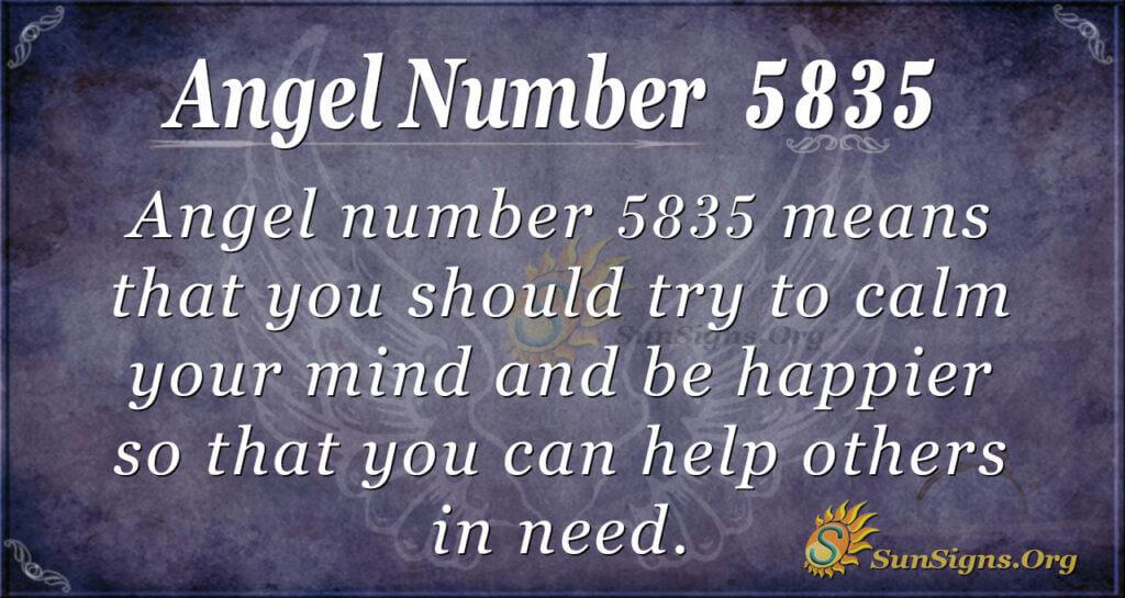 5835 angel number