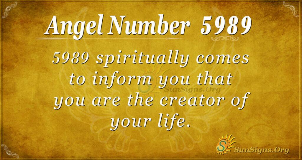5989 angel number