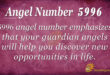5996 angel number