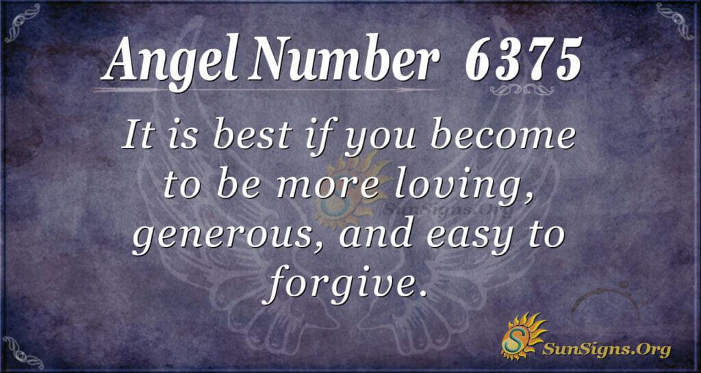 6375 angel number