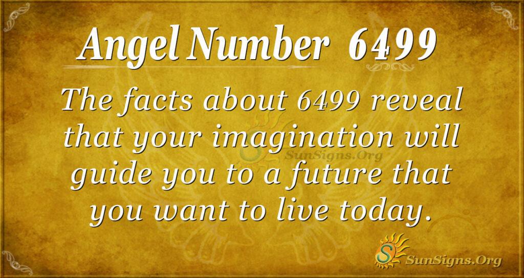 6499 angel number