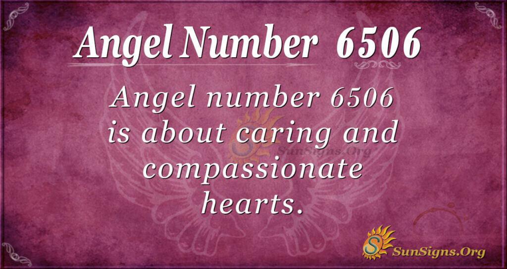 6506 angel number