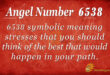 6538 angel number