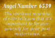 6539 angel number