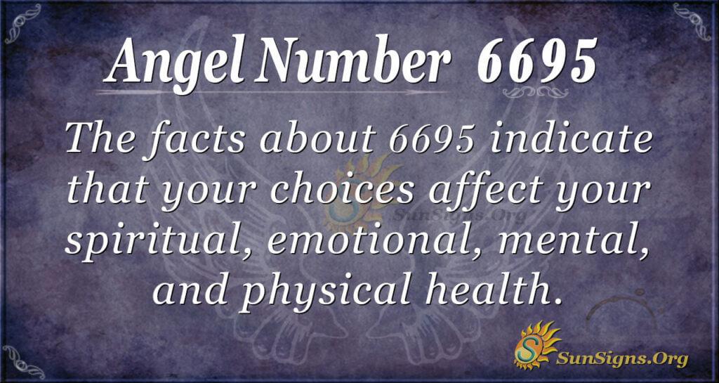 6695 angel number