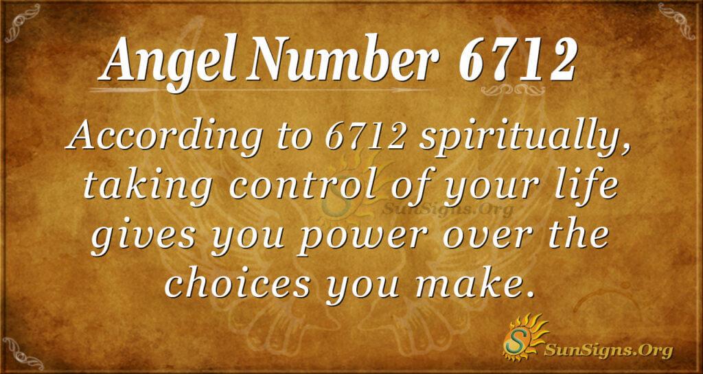 6712 angel number
