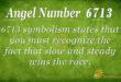 6713 angel number