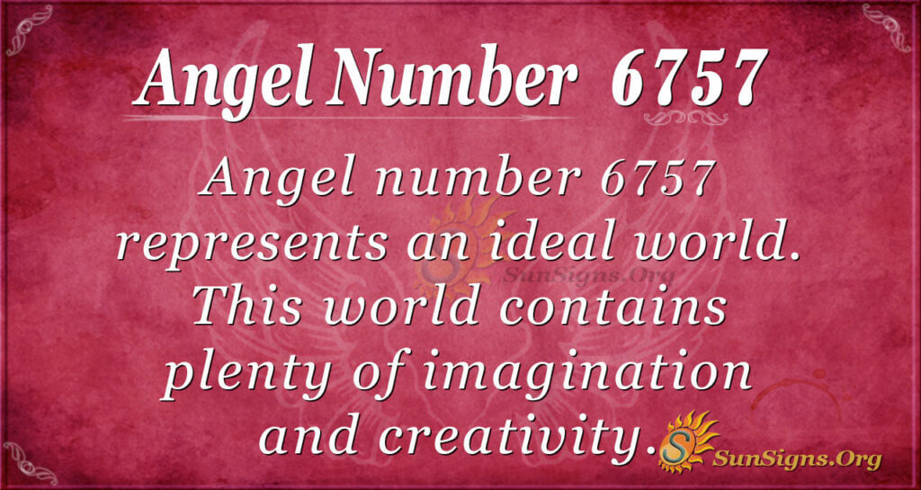 6757 angel number