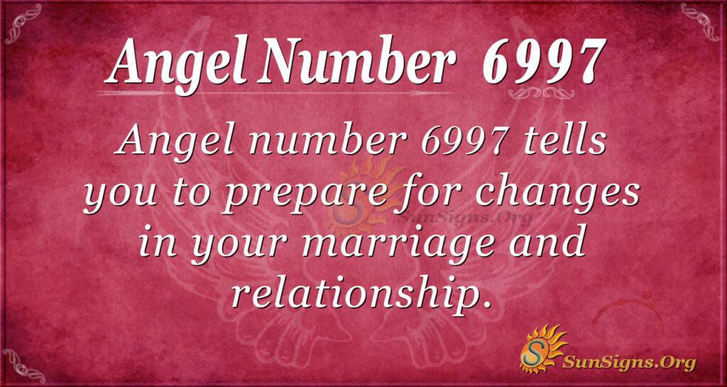 6997 angel number
