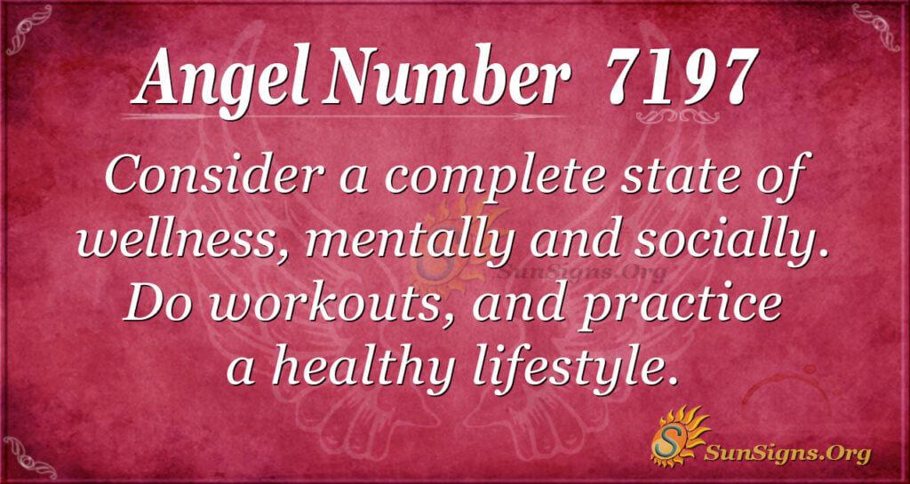 7197 angel number