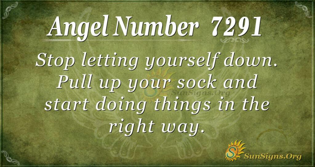7291 angel number